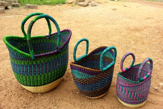 Size ratio shopper baskets_from left model 4-model 2-model 3