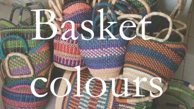 basket colours