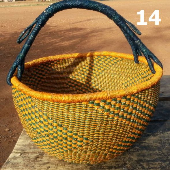 14 - yellow and blue -