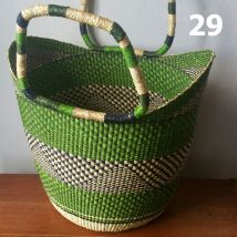 29 - green and blue -